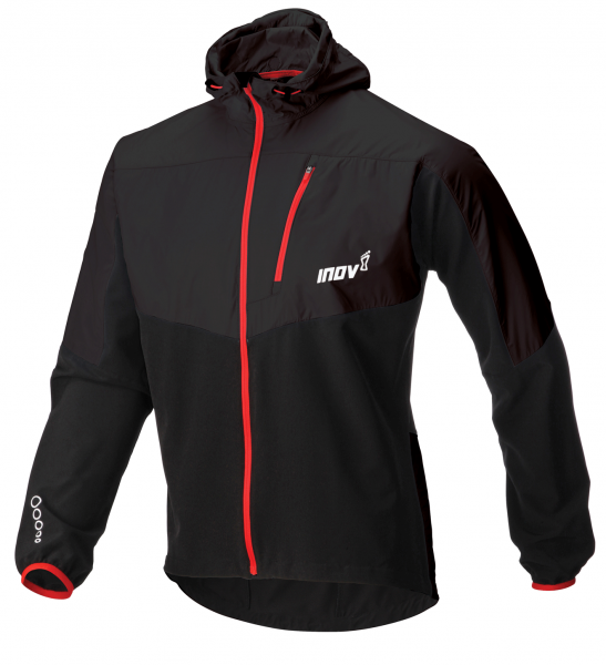 RACE SHELL 220 Black / Black / Red