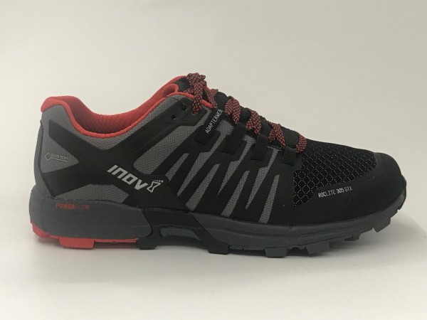 Inov 8 305 GTX black grey red