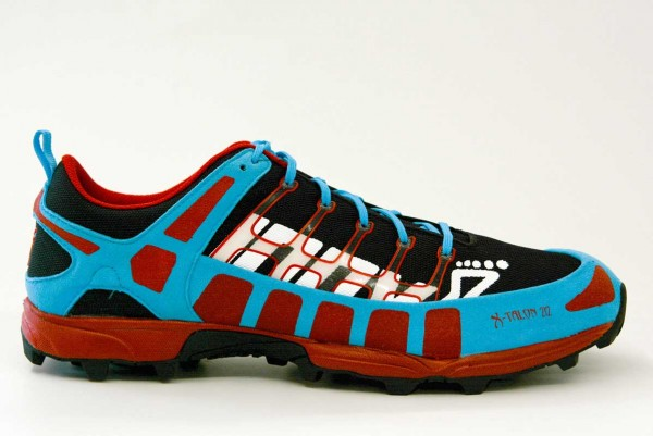 Inov 8 X Talon 212 black blue chilli Herren