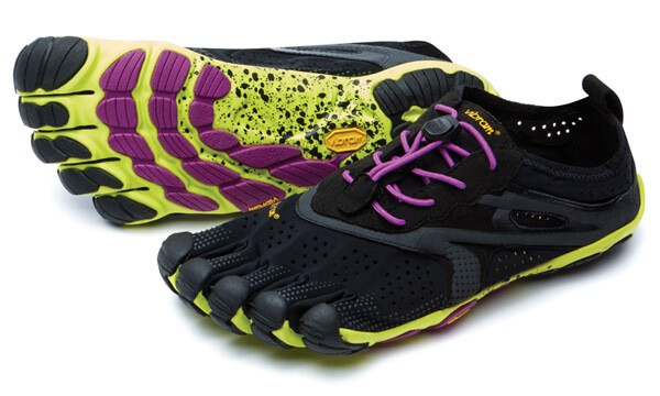 16W3105 V-RUN Bikila EVO black yellow,purple