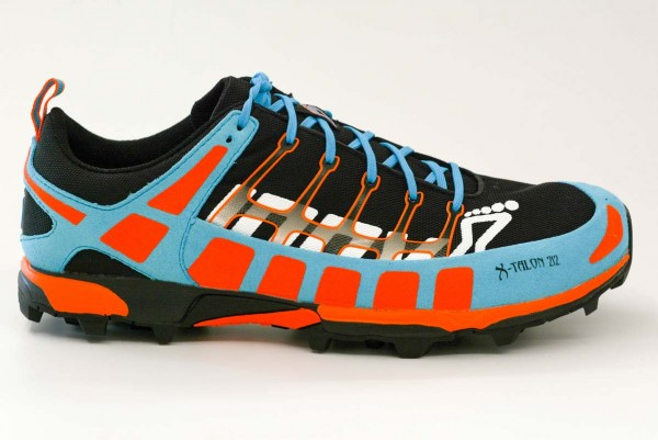 Inov 8 X Talon 212 black orange
