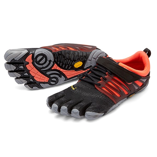 17W6604 V-TRAIN black coral grey