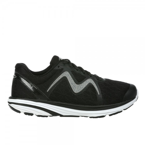 MBT SPEED 2 M Black / Grey HERREN